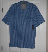 "Nautica mens asst sizes pajama top ""Anchor"" Item:WS43S5  short sleeve NWT"