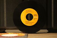 THE GUESS WHO 45 RPM RECORD..TD 17