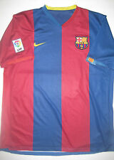 barcelona 2006 nike lionel messi #19 home jersey RARE argentina shirt