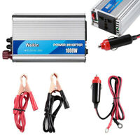 Invertitore Convertitore Potenza 300/500/1000W DC 12V To AC 220V Power Inverter