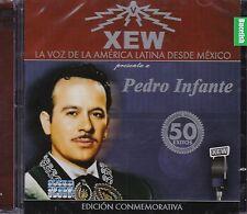 Pedro Infante 2CD  La Voz De La America Desde Mexico 50 Exitos New Nuevo