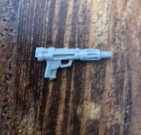 Star Wars Bespin Gray Gun Blaster Weapon Squid Head Original