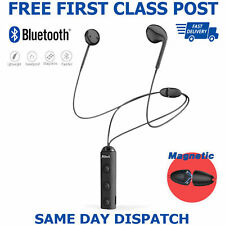 Magnetic Sport Wireless Bluetooth Handsfree For HTC 10 Evo LifeStyle One M8 M9 S