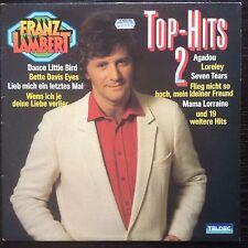 Franz Lambert-Top-Hits 2 LP-Teldec, 6.24947 AS, 1981, 6 Track