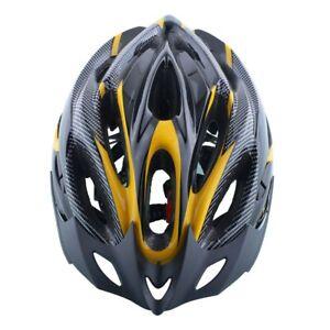 Shockproof Cycling Helmet Adjustable Ultralight Road 65 Cm Bike with Visor Ride