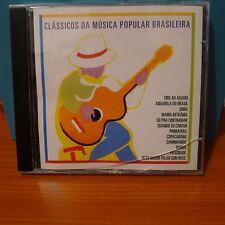 Clássicos Da Música Popular Brasileira * CD, Compilation 1999 * Import