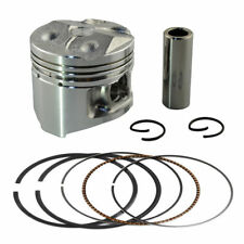 Piston Kit With Pin Rings For Yamaha FZR250R 1HX 0.5mm Oversize Bore 48.5mm