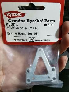 Kyosho 92303 Engine Mount for OS R/C Kyosho Optional Parts Radio Control Model