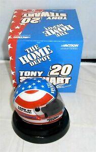 1:4 ACTION REPLICA HELMET 2001 #20 HOME DEPOT STARS & STRIPES TONY STEWART NIB