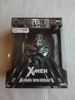 Metallic Logan Die Cast Loot Crate Exclusive Wolverine M241 - Free Shipping