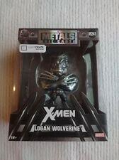 Metallic Logan Die Cast Loot Crate Exclusive Wolverine M241 - Free Shipping