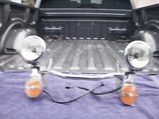 HARLEY DAVIDSON SPOT LIGHT BAR W/TURN SIGNALS - FITS MODELS '97 - LATER LED
