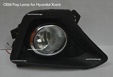 Premium Quality OEM Fog Lamps for Hyundai Xcent - Set of 2pcs