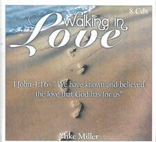 Walking in Love by Mike Miller (CD, 8-Discs)