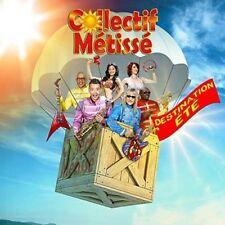 CD Collectif Métissé Destination Eté Neuf sous cellophane