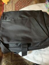 Targus Spruce EcoSmart Messenger Laptop Bag Case 15.6 Screen Black/Green Satchel