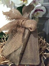 Antique French pair Butter Pat~Wooden Paddles~Rustic Country Chateau Kitchenelia