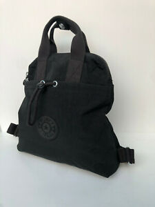 Kipling GOYO Mini black backpack rucksack bag VGC IN STORE NOW rrp £77