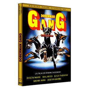 DOBERMAN GANG avec Byron Mabe DVD VF