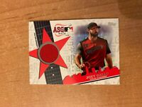 2019 Topps Update - Joey Gallo - All Star Stitches Warm Up Jersey Relic
