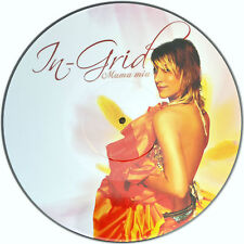 Picture Vinyl In-Grid Mama Mia Limited Edition