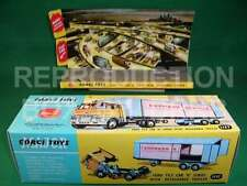 Corgi. #1137 Ford Tilt Cab 'H' Series & Trailer - Reproduction Box by DRRB