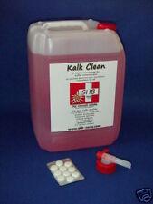 10 Li Ka SHB Swiss Kalk Clean Entkalker + Ablaßhahn + Reinigungstab. alle Modele