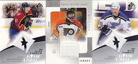 00-01 SPGU Brian Boucher Jersey Tools Of The Game SP Game Used