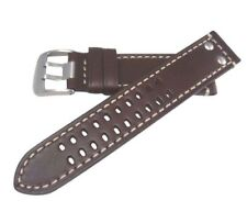 24MM QUALITY HADLEY GENUINE LEATHER WATCH BAND FOR PANERAI OFFICINE
