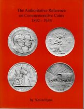 Authoritative Reference on Commemorative Coins, 1892-1954, for sale by author