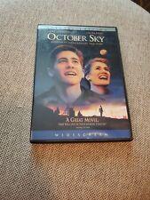 OCTOBER SKY  DVD