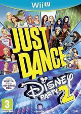 Just Dance Disney Party 2 (Wii U)=Violetta+Austin/Ally+Teen Beach+Descendants+KC