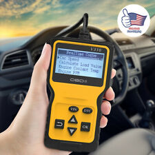 Universal Car Engine Fault Code Reader CAN Diagnostic Scan Tools OBD2 Scanner US
