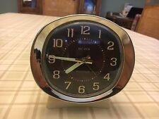 Vintage Westclox Big Ben Wind Up Glow In The Dark Hands Alarm Clock