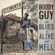 Buddy Guy - The Blues Is Alive And Well [CD] Sent Sameday*