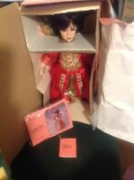 """Juliet THE LOVE FAIRY 14"""" Porcelain Doll PARADISE GALLERIES Patricia Rose"""