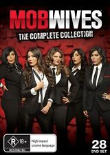Mob Wives Complete Collection (DVD, 2016, 28-Disc Set) (Region 4) Aussie Release