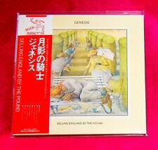 Genesis Selling England By The Pound SHM MINI LP CD JAPAN VJCP-98018