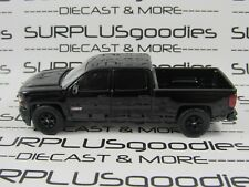 GREENLIGHT 1:64 LOOSE Black 2018 Chevrolet SILVERADO 1500 Z71 Midnight Edition