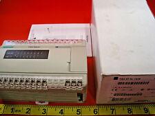 Telemecanique TSX 07 3L 1428 Nano 1 AC 8I 6 Relay 0 PLC Schneider PV:01 SV:3.1