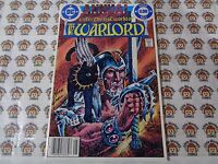 Warlord (1976) DC - Annual #1, Newsstand UPC Variant, Grell/Rodriguez, VF+