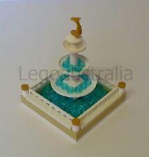 LEGO Fountain 10x10 Instructions Only No Bricks Custom Build #02 Creator City