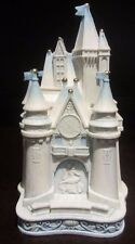 RARE Disney Large Olszewski Princess Cinderella Castle Trinket Box Figure Statue