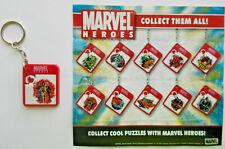 "Landrin - Marvel Heroes - "" Schiebepuzzle 6 "" mit BPZ 2008"