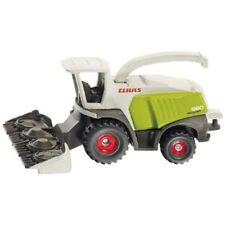 Tracteurs miniatures blancs 1:87