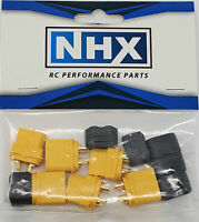 NHX XT60H Adapter Connector Plug Male / Female 3Pairs/Bag