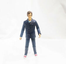"""Doctor Who BBC 10th Doctor David tennant 5"""" scale  Action Figure  Glasses"""