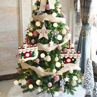 2020 Xmas Christmas Tree Hanging Ornaments Family Ornament Decor #
