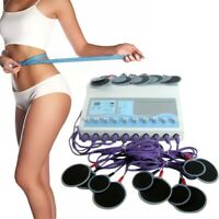 Electro EMS Body Muscle Stimulation Acupuncture Slimming Machine Pulse Massager