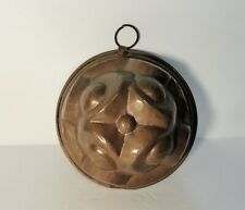 Antique Copper Tin Lined Mold